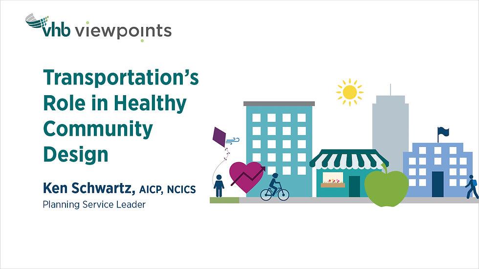 Health in Transportation