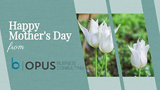 Happy Mother's Day from Opus