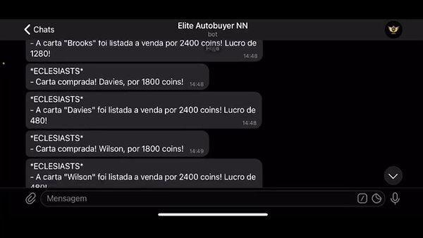Telegram (exemplo)