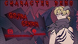 Gojira Gekirin Character Demo