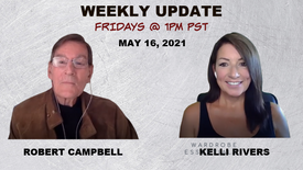 5-16-21 11am PST Weekly Update with Robert Campbell