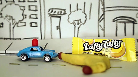 How did the bananamobile get away?