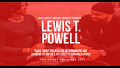 Lewis T Powell Talks Success In Filmmaking And Growing Up On The East Coast In A Barber Family