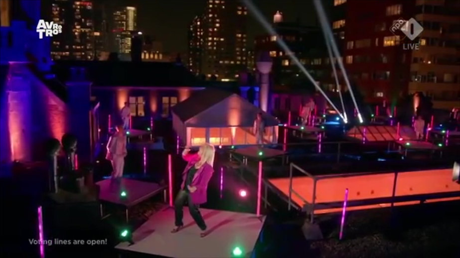 Eurovison Song Contest Rotterdam 2021