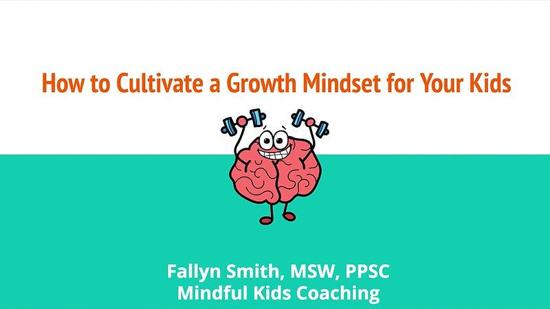 Growth Mindset Mini-Course