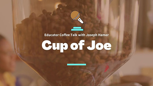 Cup of Joe Coffee Bean PROMO