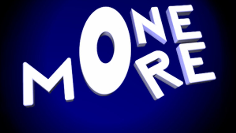 One More | VIDEO CHANNEL
