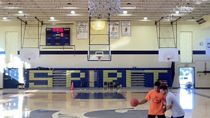 Shooting Breakdowns: Push Out Dribble