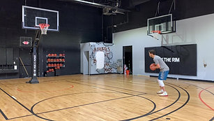 Pound + Pick Up Shooting