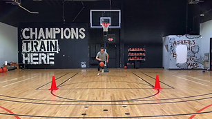 X-Out Lay Up Challenge