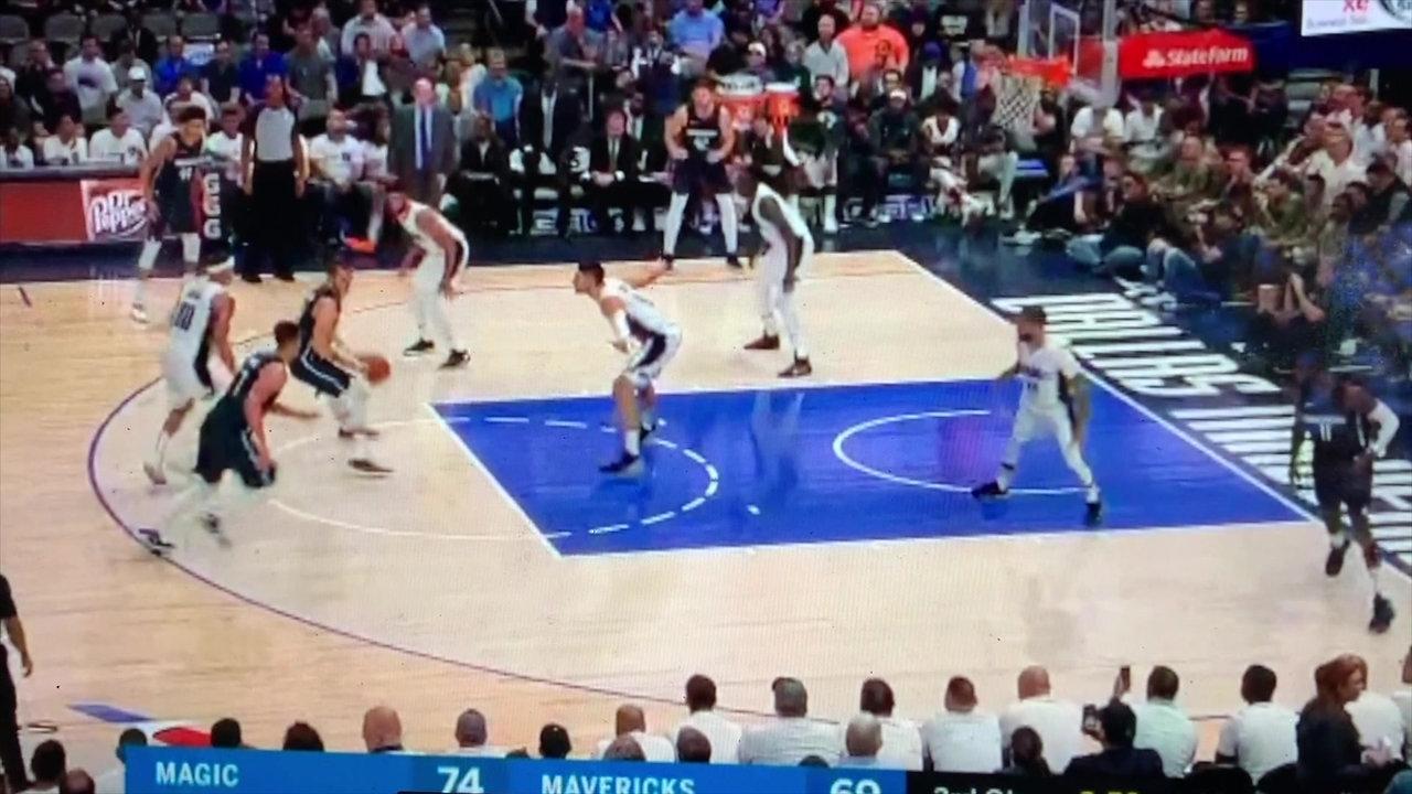 Ball Screen Concept: Closing the Gap
