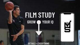 Film Study: Ginobili's (Euro Step)