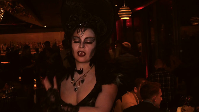 Halloween Party for Sea Containers London