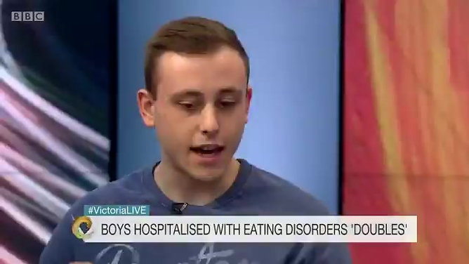 BBC Victoria Derbyshire Show Interview
