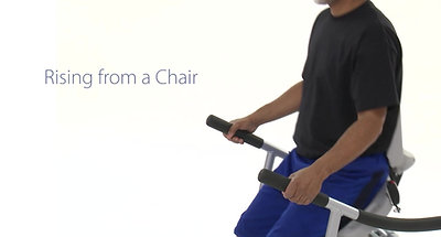 Biodex Sit2Stand Squat-Assist Trainer