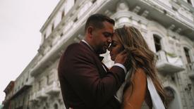 Boho Romantic Old San Juan Wedding | Artonico