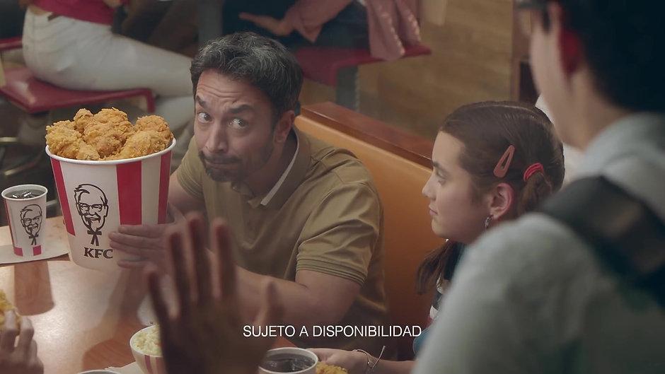 Gaston Palermo - KFC Commercial