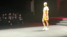 DEL VALLE IN FASHION WEEK SHANGHAI, CHINA