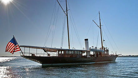 Cangarda: The Last American Steam Yacht