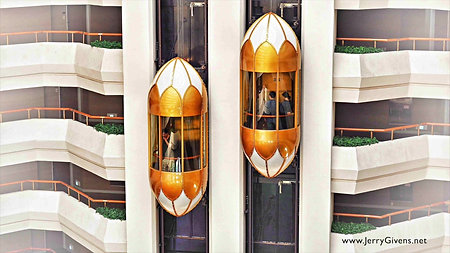 The Golden Elevator - Yoga Nidra