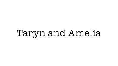 Taryn and Amelia
