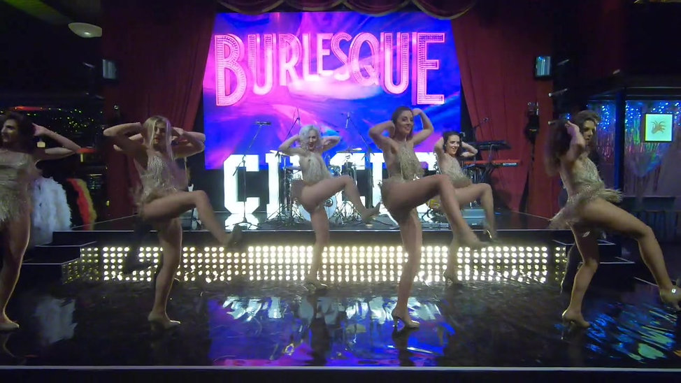 Show Me How You Burlesque Performance