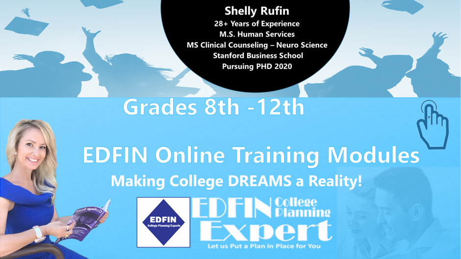 EDFIN College Prep: Online Training Series