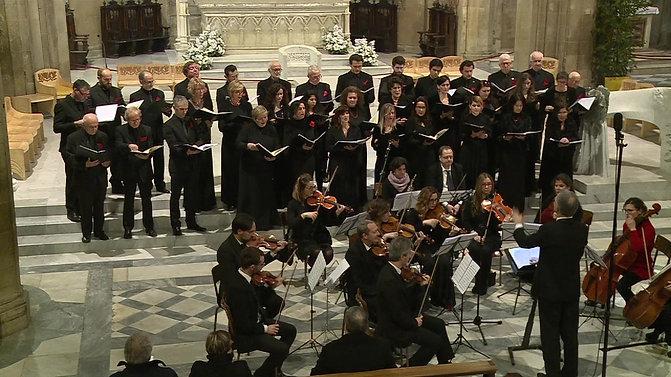 26/12/2016 Cattedrale di Arezzo | Vivaldi, Gloria RV 589