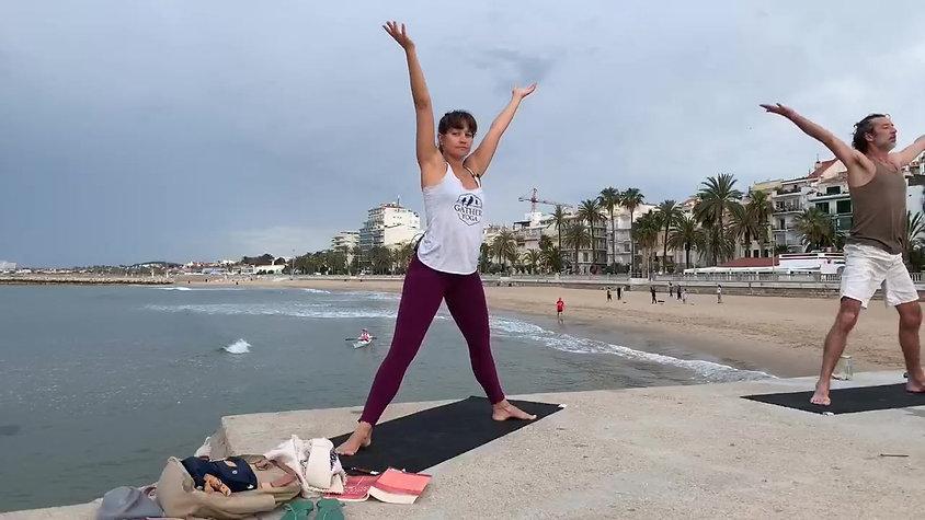 Beach Yoga Sitges