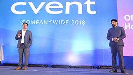 Vineet Puri @ Cvent CompanyWide