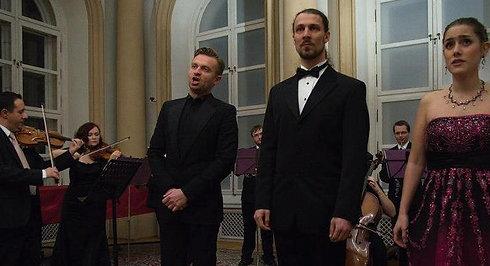 Lenka Pavlovič, Pavol Breslik, Matuš Tomko - Soll ich dich Teurer...(tercett Die Zauberflöte)