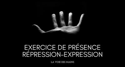 Exercice de présence répression-expression