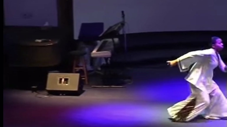 If Not for Your Grace- Israel and New Breed (Dance Excerpt 1)