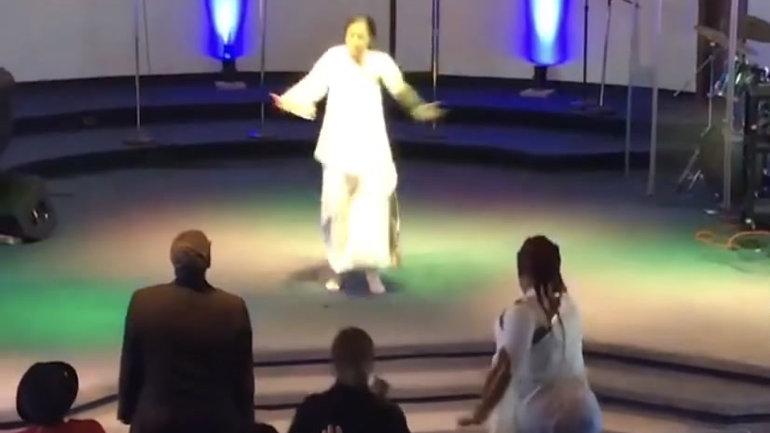 Sound of Bootcamp Dallas 2017- Apostle Jonathan Ferguson (Dance Excerpt 2)