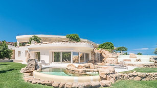 Villa The Rock Porto Cervo