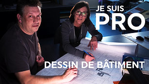 DESSIN DE BÂTIMENT