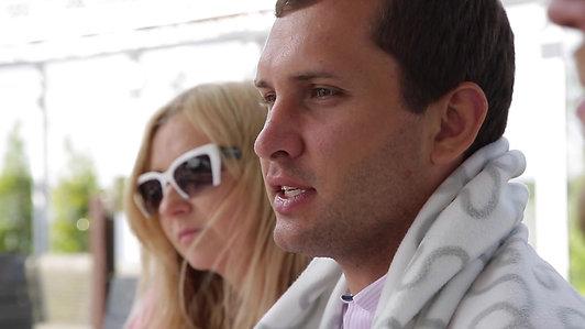 Сергей Гладун, шоумен, совладелец ресторанов MIAMI