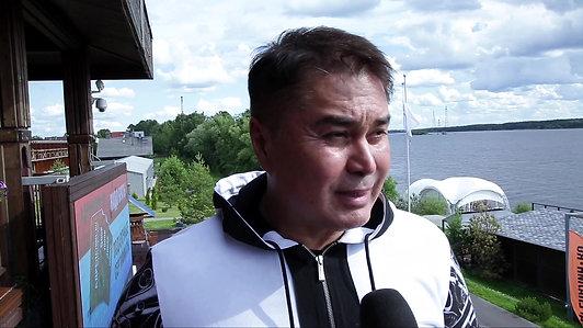 Арман Давлетяров, Генеральный директор МУЗ ТВ
