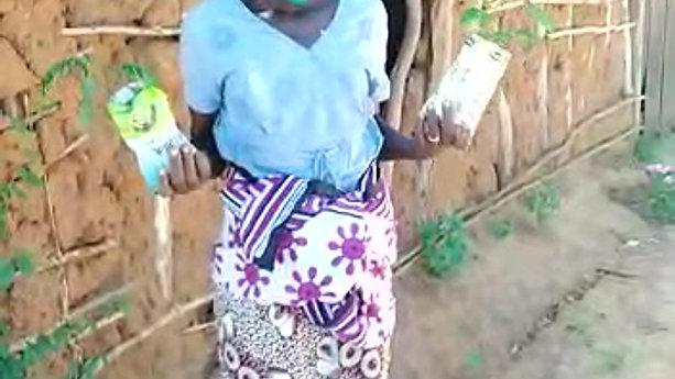 SWECF Kenya - Kakunguu School Parent Afforestation Kitui County
