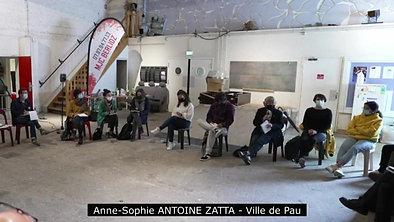 Anne-Sophie ZATTA - Des CV vidéos pour les jeunes