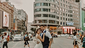 Madrid Urban Wedding