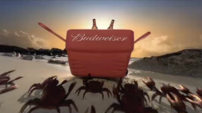 Budweiser - King Crab
