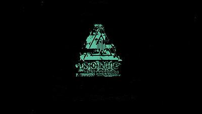 first logo intro glich