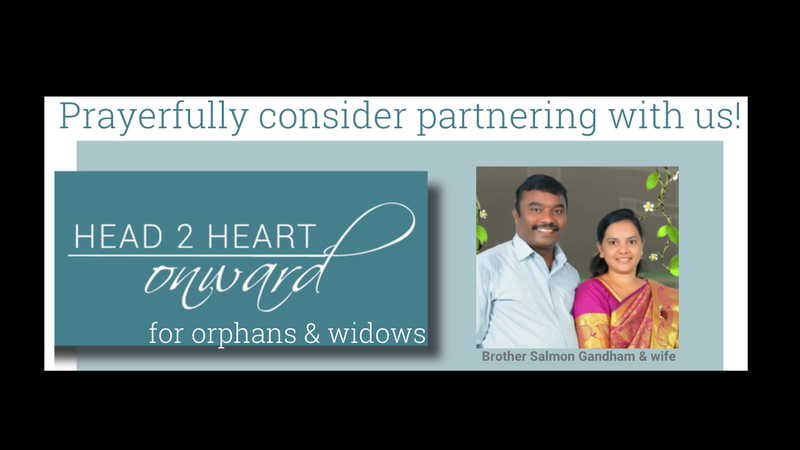 Head2Heart Onward Widow & Orphan Ministry Partnership