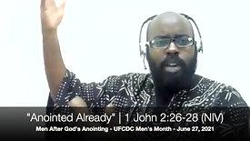 6-27-21 UFCDC Rev Marcus Gaston-Ecks