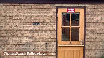 Thomas Family Railroad Welcome 081120