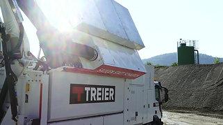 TREIER AG, Saugbagger