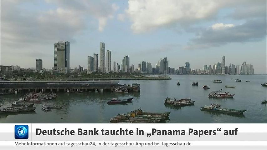 Verdacht der Geldwäsche_ Razzia bei Deutscher Bank (720p)