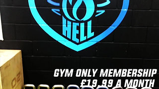 Gym Only Membership £19.99