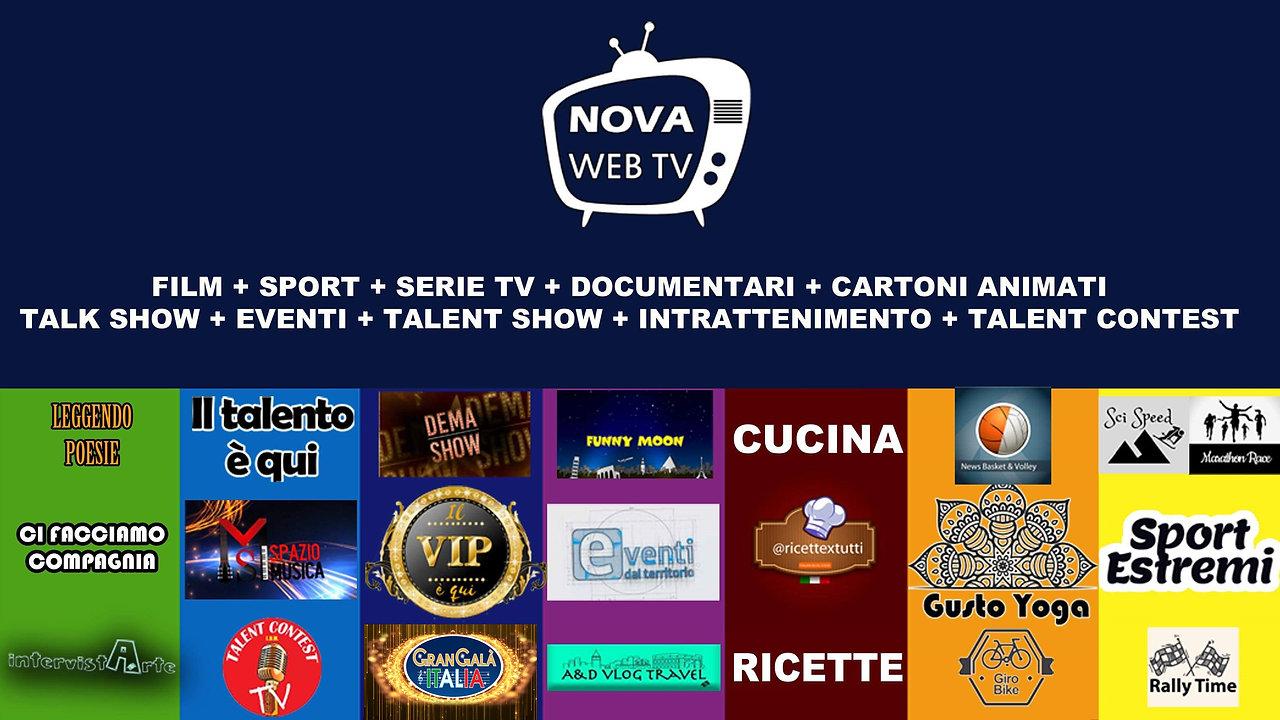 SPOT NOVA WEB TV